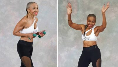 Nu ai văzut o bunicuță mai sportivă! La 80 de ani e campioană la culturism!