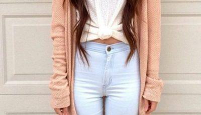 Poartă așa jeanşii skinny dacă ai 30 de ani