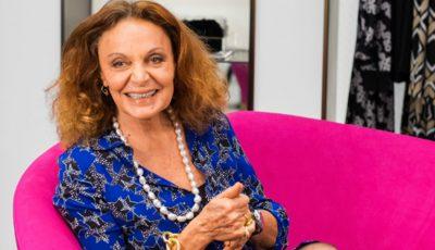 Diane von Furstenberg a cumpărat de la Chișinău două ii tradiționale!