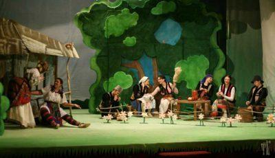 Doliu în lumea teatrului din Moldova. S-a stins din viață un mare actor