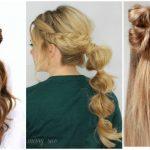 Foto: 9 aranjări originale pentru părul lung!