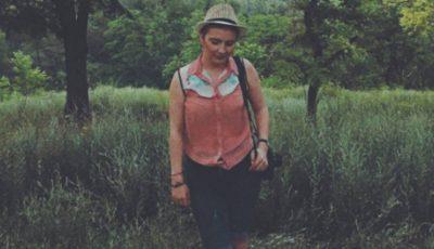 Fotografa Ellene Mocrii a învins boala!