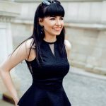 """Foto: Designerul Irina Razvant: """"Gustul pentru modă și stil se educă de la o vârstă fragedă!"""""""