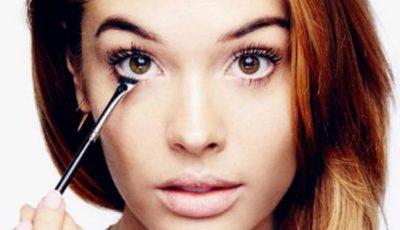 Trucul care oferă un efect de mărire ochilor!