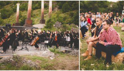 Rezervația Orheiul Vechi a devenit centru de pelerinaj pentru sute de iubitori ai muzicii clasice