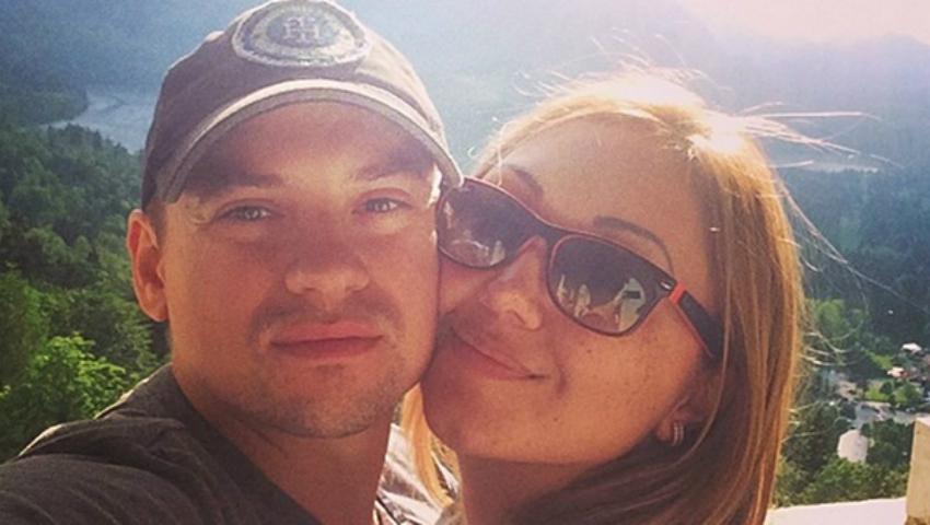 Foto: Andrei Gaidulean s-a împăcat cu iubita lui!