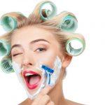Foto: Aceste 4 soluții te scapă de părul de pe față!