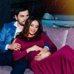 Foto: Cristina Moldovanu a devenit pentru prima dată mamă