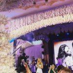 Foto: Nunta unui fiu de oligarh: Vera Brejneva tamada, Timati şi Pugaciova au cântat live!