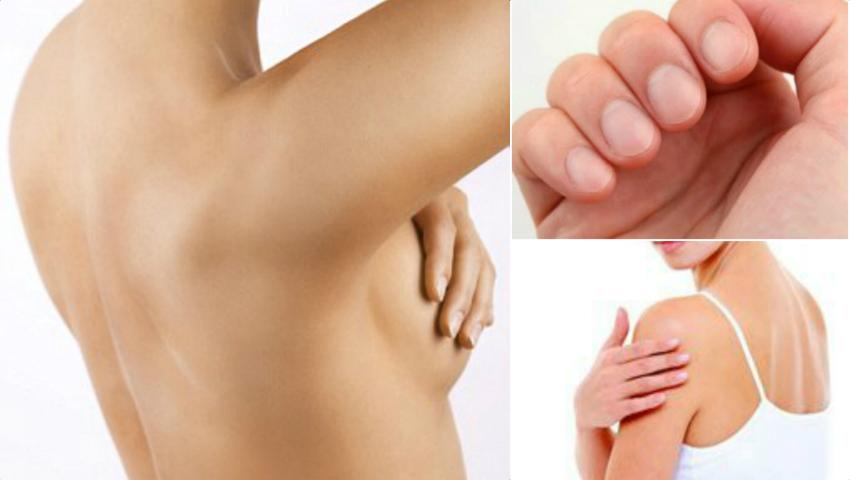Foto: Părţi ale corpului pe care ar fi bine să le examinezi în fiecare zi!