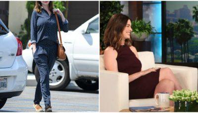 O actriţă se plânge după ce a născut: ,,Nu am mai dormit de 8 săptămâni''!
