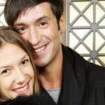 Foto: Adela Popescu şi fiul ei au fost externaţi! Iată ce nume i-au ales părinţii