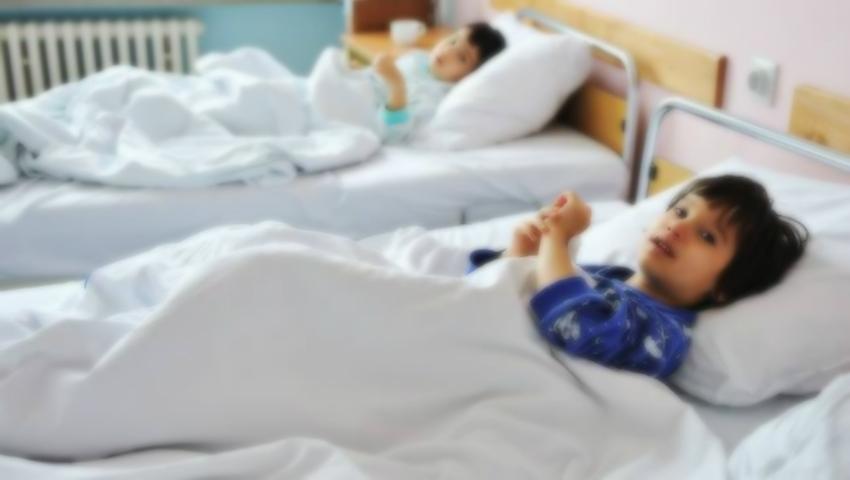 Foto: Mai multe cazuri de infecţie enterovirală la copii în ţară! Cum se manifestă boala şi cum poate fi prevenită