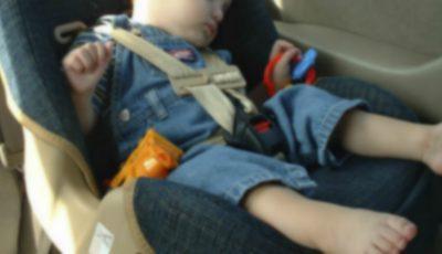 Un copil a murit din cauza şocului termic, după ce a stat mai mult de 45 de minute încuiat în automobil!