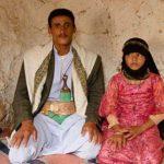 Foto: Tragedia fetelor din Yemen. A murit la 8 ani, în noaptea nunţii sale