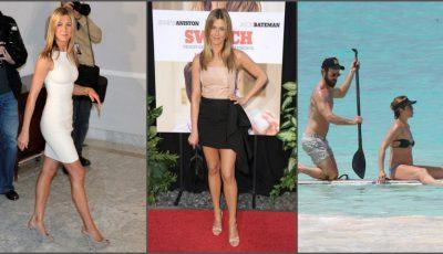 Jennifer Aniston este însărcinată ori s-a îngrăşat cu câteva kilograme?