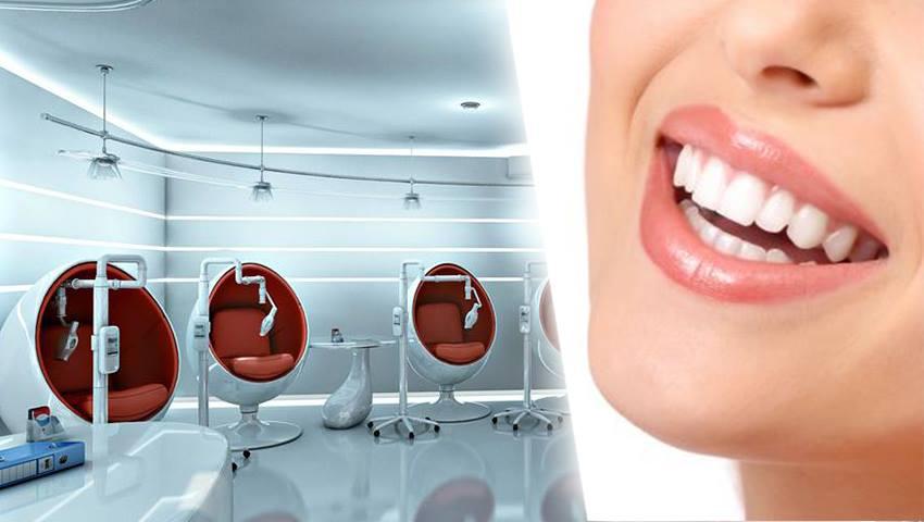 Foto: Albirea dinţilor la un preţ accesibil cu ajutorul celei mai noi tehnologii americane