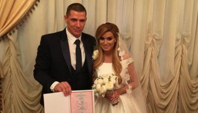 Soțul Xeniei Borodina s-a reîntâlnit cu fiica! O imagine cât o mie de cuvinte