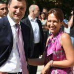 Foto: Sanda Diviricean, l-a dat în judecată pe Vlad Filat și cere partajarea averii