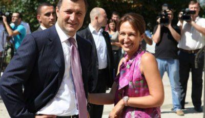 Sanda Diviricean, l-a dat în judecată pe Vlad Filat și cere partajarea averii