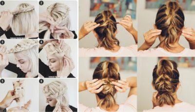 14 coafuri pentru părul scurt!