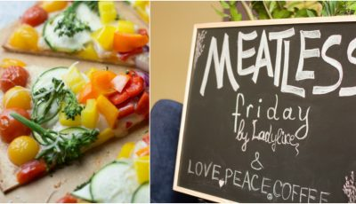 Meatless Friday te invită la eveniment!