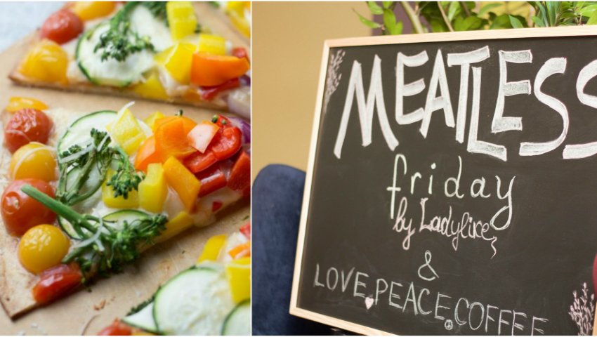 Foto: Meatless Friday te invită la eveniment!