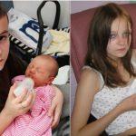 Foto: Cei mai tineri părinţi din lume! Mămică la doar 10 ani