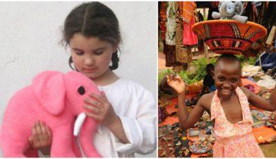 Campania care a sensibilizat internauţii! Ce cadou a primit o fetiţă în schimbul jucăriei preferate