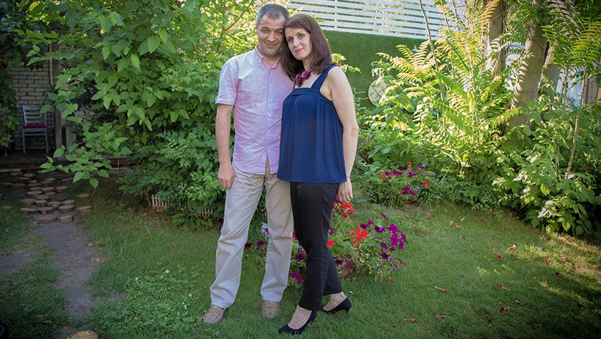 Foto: Octavian și Viorica Țicu: De la ură la dovezi uimitoare de iubire