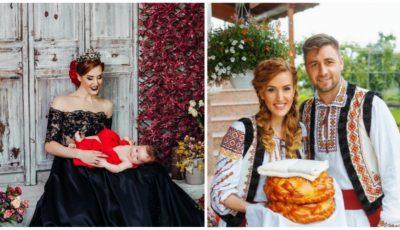 Tatiana Heghea, în febra pregătirilor pentru botezul Reginei-Raluca!