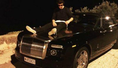 Ce mașini conduc copii oligarhilor ruși! Poze