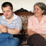 Foto: Sindromul Down nu este o sentință! A dat Bac-ul cu o notă foarte bună