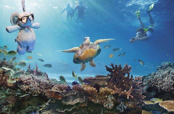 elephant deep sea