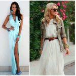 Foto: 18 rochii lungi, care arată mai sexy decât cele scurte