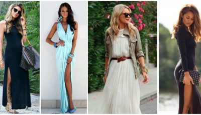 18 rochii lungi, care arată mai sexy decât cele scurte