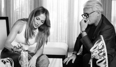 Jennifer Lopez creează o colecție de încălțăminte