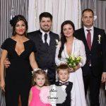 Foto: Dorina Cojocaru a purtat 2 ținute la nunta ei!
