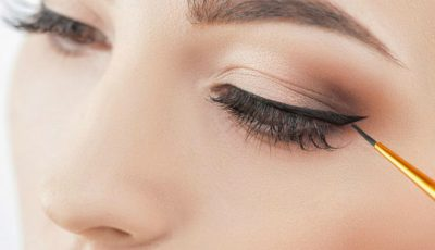 Eyelinerul ondulat, cea mai nouă tendință în materie de frumusețe!