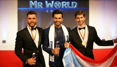 "Un indian a câștigat ""Mister World 2016""!"