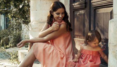 Nikita Rinadi creează și hăinuțe pentru fetițe