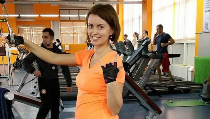 Foto: De ce a renunțat la dietă și s-a apucat de sport. Secretele Inei Chișlaru!