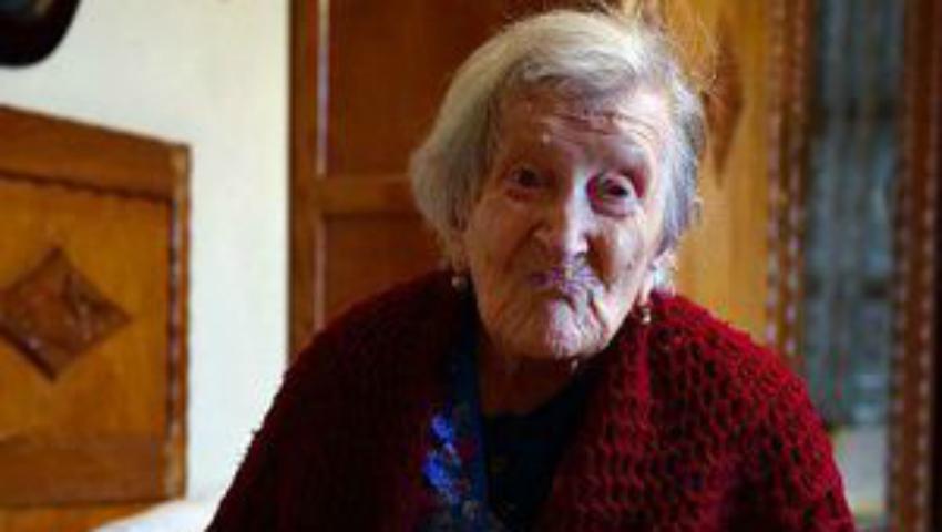 Foto: Cum să trăiești mult. Secretele celei mai în vârstă femei din lume!