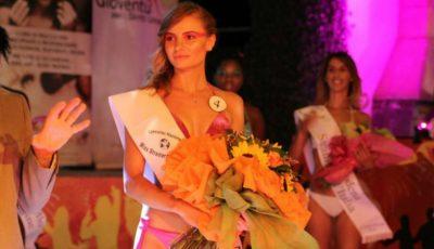 O moldoveancă a devenit Miss în Italia!