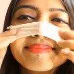 Foto: Cum să scapi de punctele negre. Un secret indian!