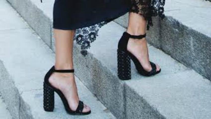 Foto: Sandalele cu toc BLOCK! Cel mai nou trend în modă