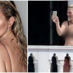 Foto: Kate Moss nu mai arată ca și atunci când era model!