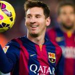 Foto: Lionel Messi s-a făcut blond!