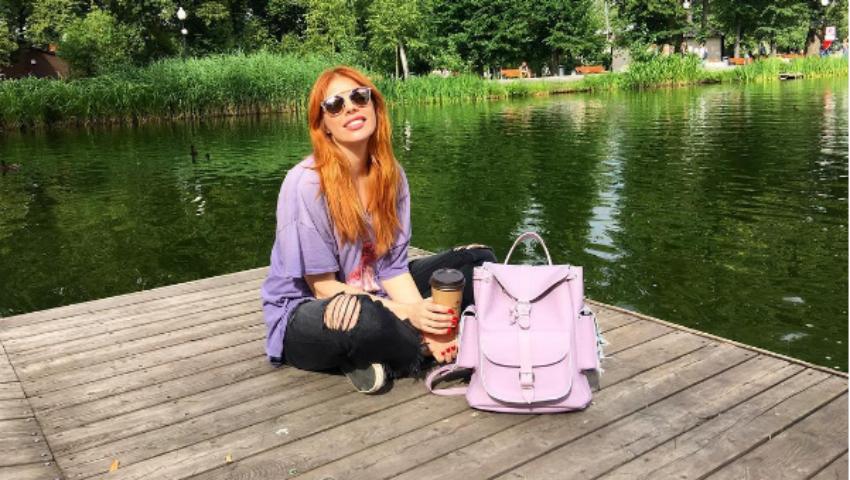 Foto: Anastasiya Stotskaya nu-și mai ascunde soțul!