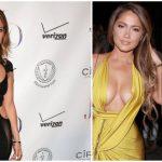 Foto: Ea e sosia lui Jennifer Lopez. Cine dintre ele arată mai bine?